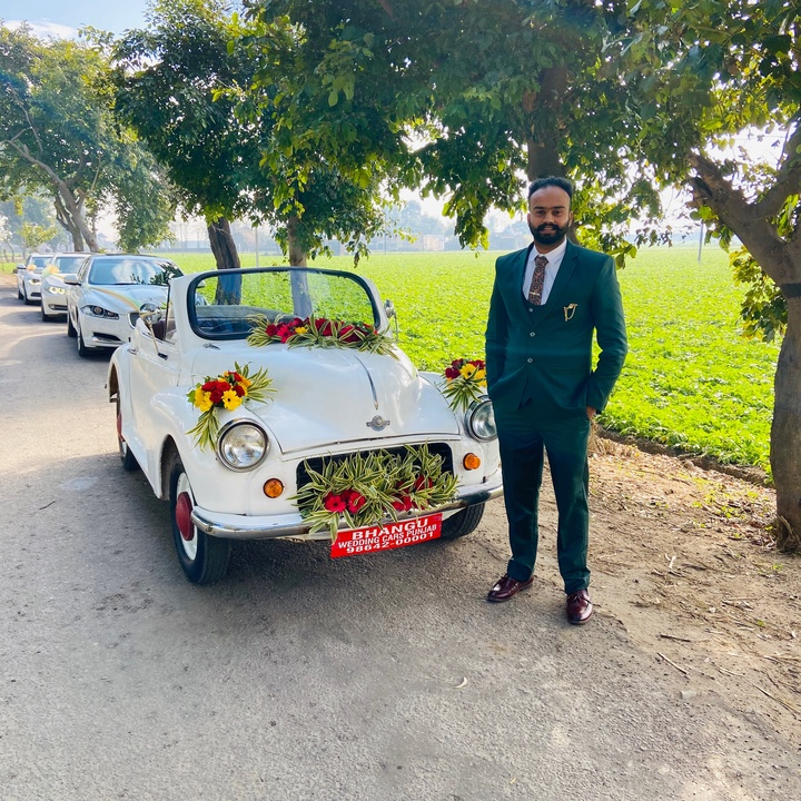 Bhangu Wedding Car