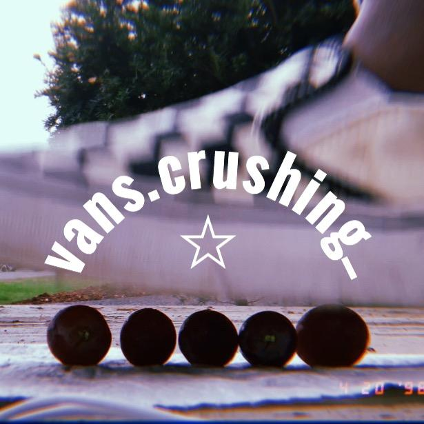 vans crush