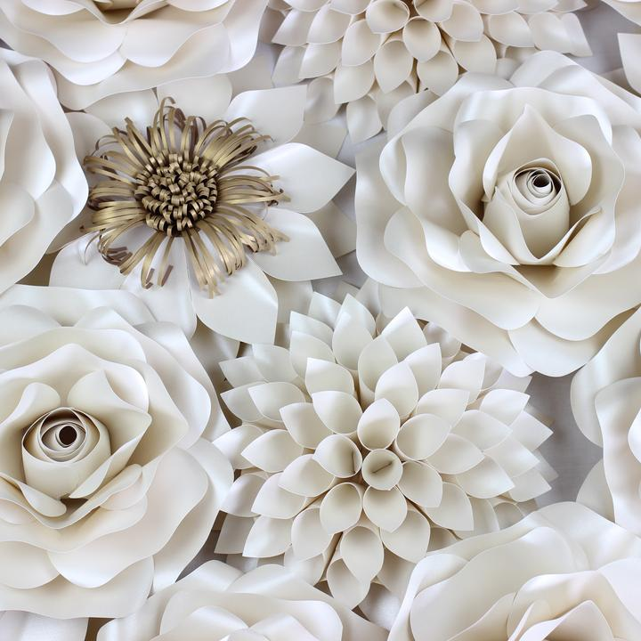 Pearl Paper Flowers - pearlpaperflowers