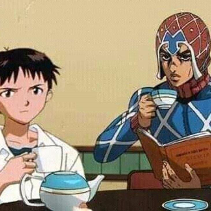 Shinji's Robot
