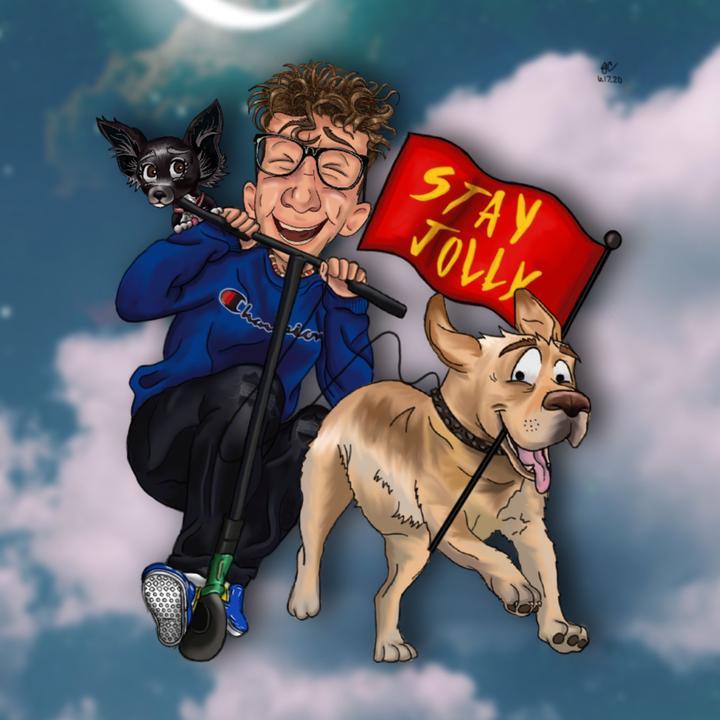 Josh Puddin & Dozer - 1jolly1