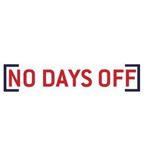 @nodaysoff - No Days Off