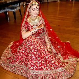 VAMA Designs Indian Bridal