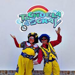 Tachuela y Sckay