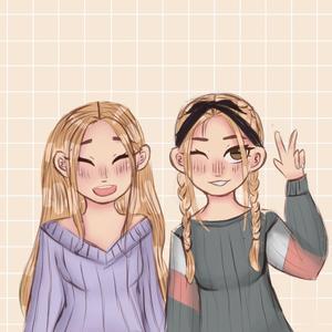 Rayne and Seren