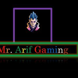 mr arif gamer