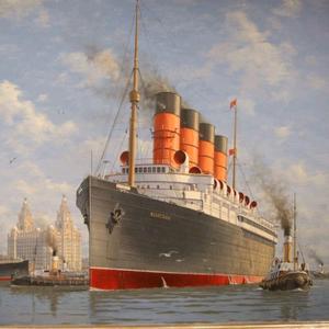 Корабли ХХ века