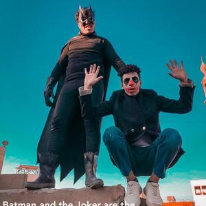 🔥🦇  باتمان المصري  🦇🔥