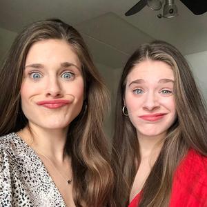 Carine & Frances